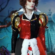 The Talk – Halloween Episode – Sharon Osborne as the Queen of Hearts – outfit designed by Maggie Barry